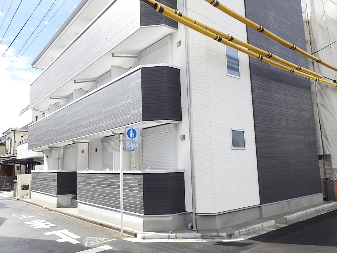 氷川台Ⅱ現場-1